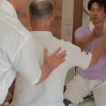 臨床レベル1「 肩こり対応 」 レポート
