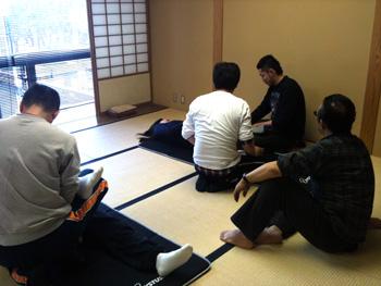 古式整体無料体験会 in 所沢 2012.3/20