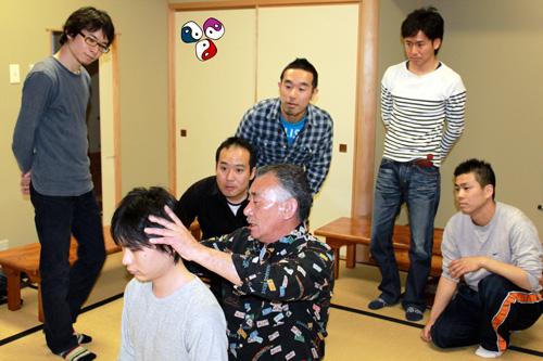 活法 古式整体体験会 2012/4.15seminar