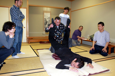 古式整体 体験会 2012/4/15 セミナー