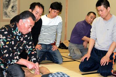 整体・療術セミナー 2012/4/15  伝統療法普及協会